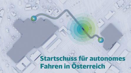 Startschuss für autonomes Fahren in Oberösterreich