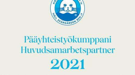 DB Schenker on Pidä Saaristo Siistinä ry:n pääyhteistyökumppani