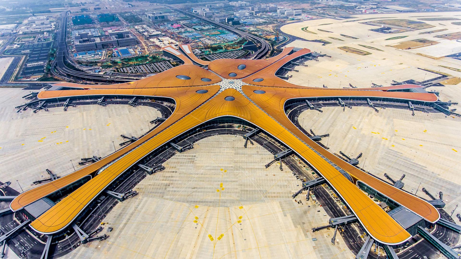 Daxing Airport Beijing